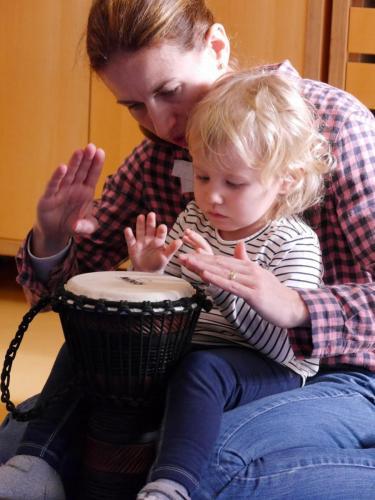 Musikgarten Phase 1 - Kleinkinder von 1,5 bis 3 Jahre